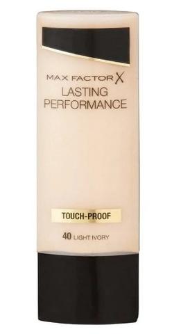 Max Factor  Lasting Performance основа под макияж №  40 light ivory