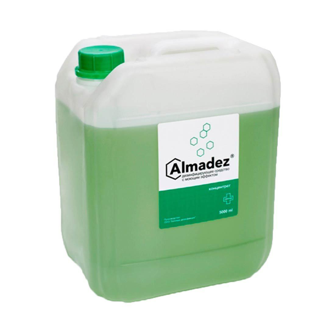 Средства для приготовления дезрастворов Алмадез концентрат, 5 л. 474373341.jpg