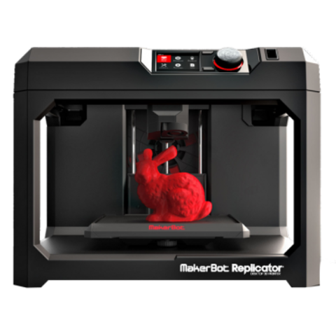 Фотография Makerbot Replicator 5 — 3D-принтер