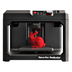 Фотография — 3D-принтер Makerbot Replicator 5
