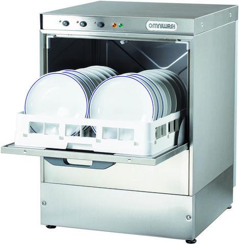 фото 1 Фронтальная посудомоечная машина Omniwash Jolly 50 на profcook.ru