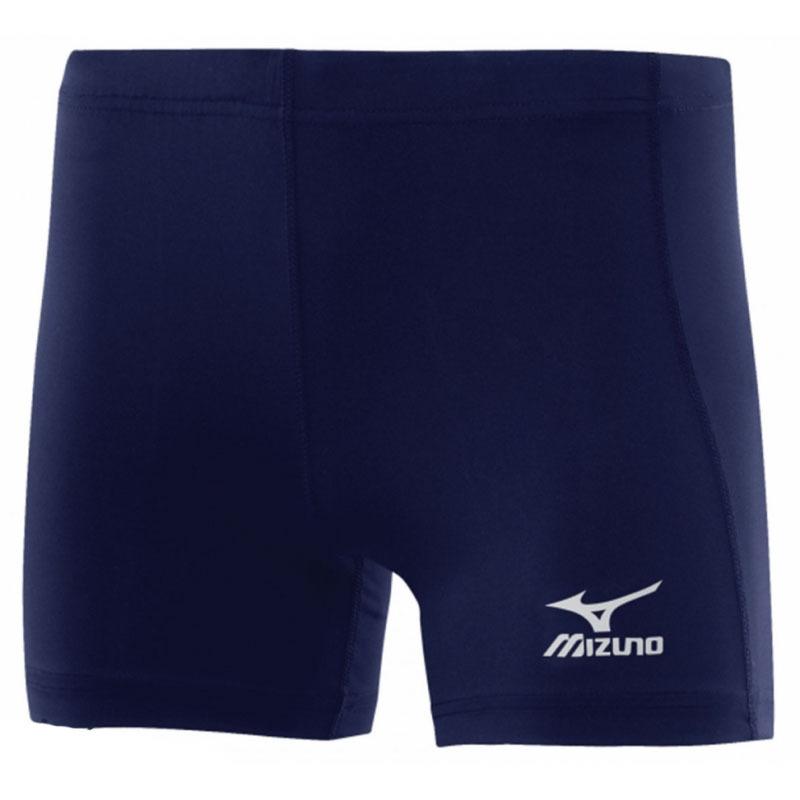 Женские волейбольные шорты Mizuno Trad Tight (79RT363M 14) синие