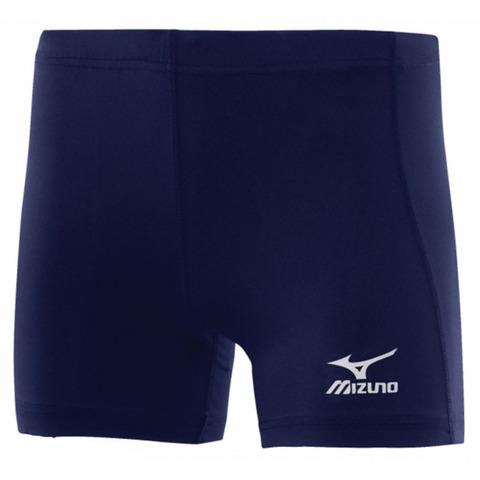 Волейбольные шорты Mizuno Trad Tight женские синие