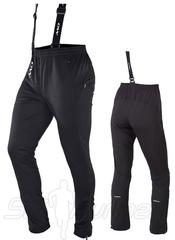 Утеплённые мужские лыжные брюки One Way Simon black