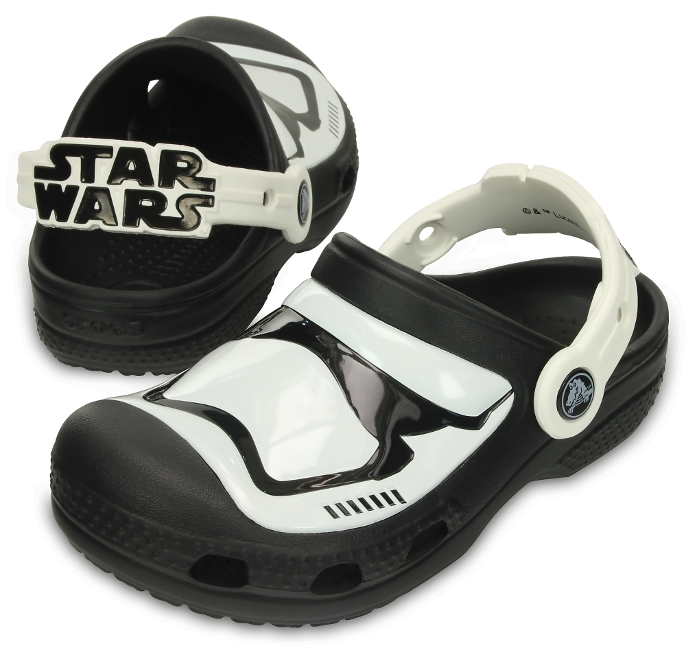 Детские сабо CROCS Kids' Creative Crocs Stormtrooper Clog