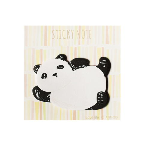Стикеры Sticky Animals Panda