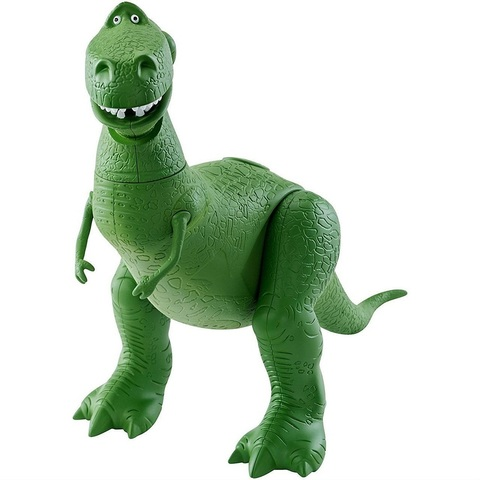 Говорящий Динозавр Рекс 20 см. История игрушек