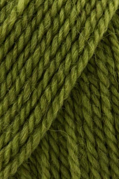 Пряжа Laines du Nord Merino Yak 11 зеленый