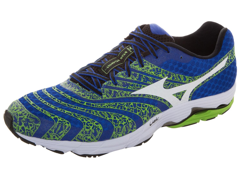 Мужские беговые кроссовки Mizuno Wave Sayonara 2 (J1GC1430 01) синие