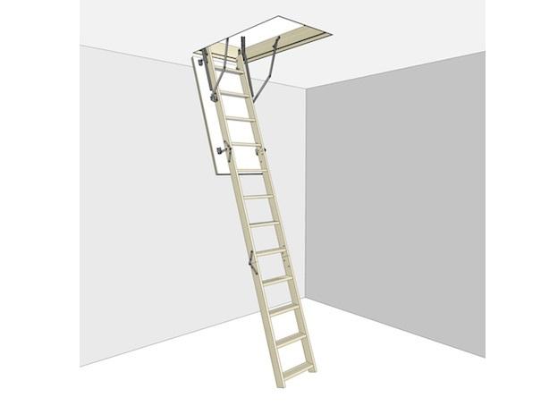 Чердачная лестница D-Step Standart 60