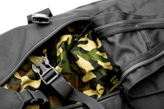 Баул транспортный P.O.D. Gear The Heist 65 л., черный, новый