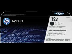 HP №12A Q2612A, черный, до 2000 стр. - купить в компании CRMtver