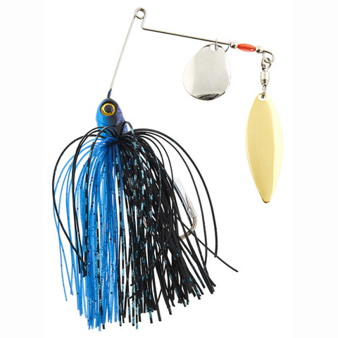 Блесна LUCKY JOHN SpinnerBait Shock Blade 18 г, цв.001