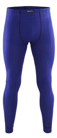 Термобелье Рейтузы Craft Active Extreme мужские синие