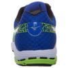 Мужские кроссовки для бега Mizuno Wave Sayonara 2 (J1GC1430 01) синие пятка