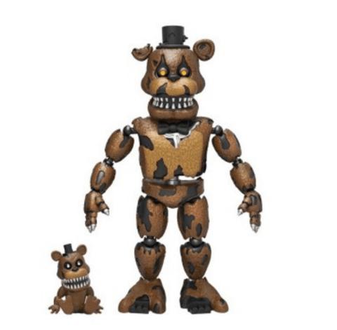 Кошмарный Фредди игрушка