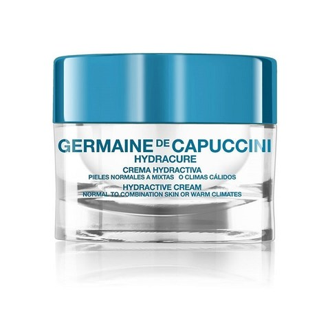 Germaine de Capuccini Hydracure Hydractive Cream Normal To Combination Skin - Крем для нормальной и комбинированной кожи