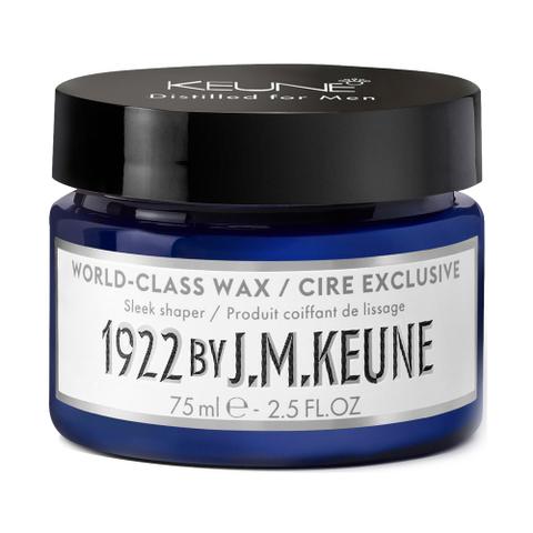 1922 by J.M. Keune Первоклассный воск Styling World-Class Wax