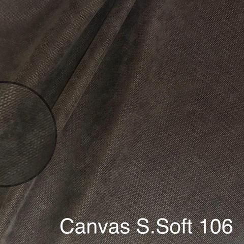 Канвас шоколад оптом. Ширина - 280 см. Арт.106