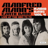 Manfred Mann's Earth Band / Radio Days Vol. 4 - Live At The BBC 70-73 (3LP)
