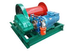 Лебедка электрическая TOR ЛМ (JM) г/п 1,0 тн Н=120 м (с канатом)