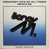 Boney M. / Greatest Hits Of All Times - Remix '88 (LP)