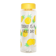 Бутылка для воды Today is a fruit day Pineapple