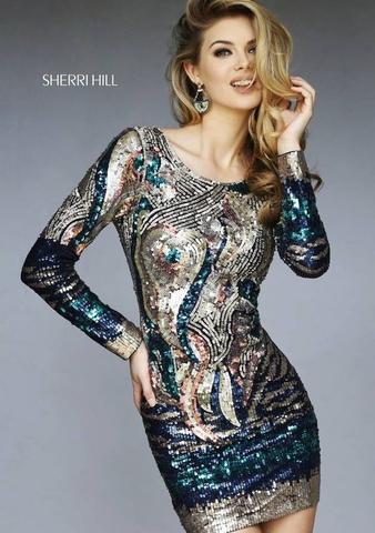Sherri Hill 9911