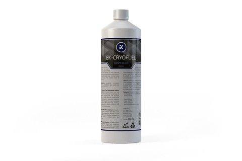 EK-CryoFuel Navy Blue (Premix 900mL)