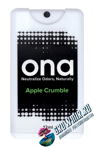 ONA Spray Card Apple Crumble