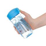 Бутылка для воды из тритана с трубочкой 520 мл, артикул 620, производитель - Sistema, фото 10