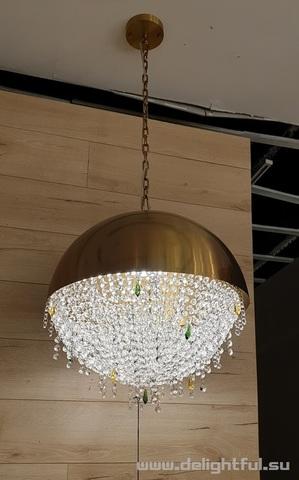 Ozero by Manooi ( brass ) replica chandelier