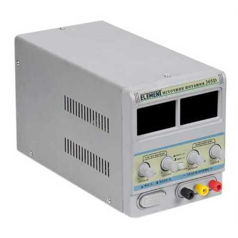 Лабораторный блок питания ELEMENT 305D