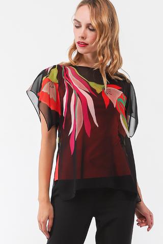 Блуза Г701-524