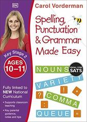 Spelling, Punctuation & Grammar, Ages 10-11 Key...