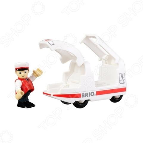 33508 BRIO Поезд для путешествий с машинистом