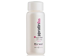NIRVEL кератиновый шампунь после процедуры выпрямления NIRVEL keratin-liss shampoo post №5 250 мл