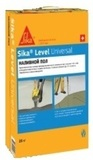 Наливной пол Sika Level Universal 25кг
