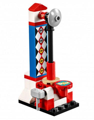 LEGO DC Super Hero Girls: Дом Харли Квинн 41236 — Harley Quinn Dorm — Лего Девушки-супергерои