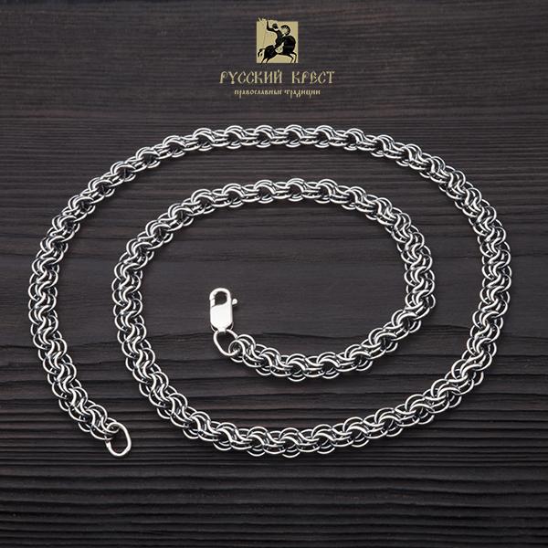 Серебряная цепочка Сармат