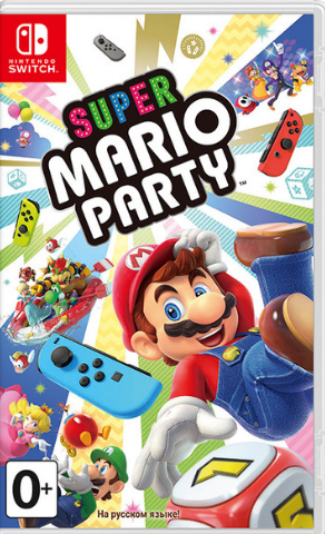 NS: Super Mario Party (русская версия)