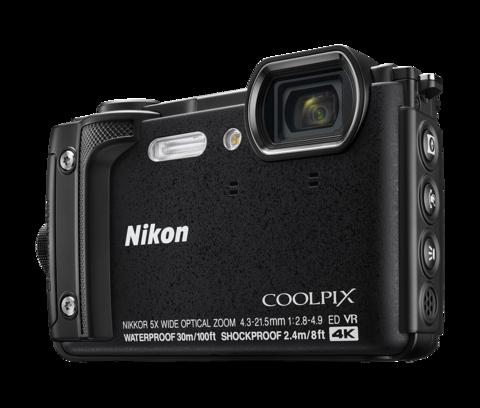 Цифровой компактный фотоаппарат Nikon Coolpix W300 COOLPIX