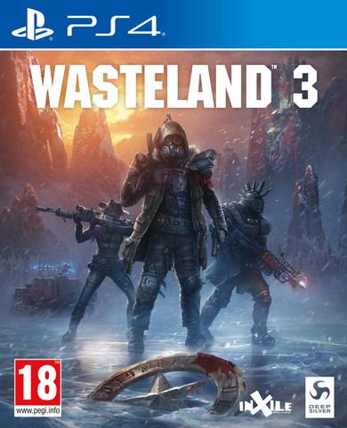 PS4 Wasteland 3. Стандартное издание (русская версия)