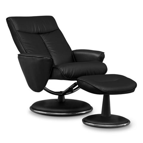 Премиум кожаное кресло