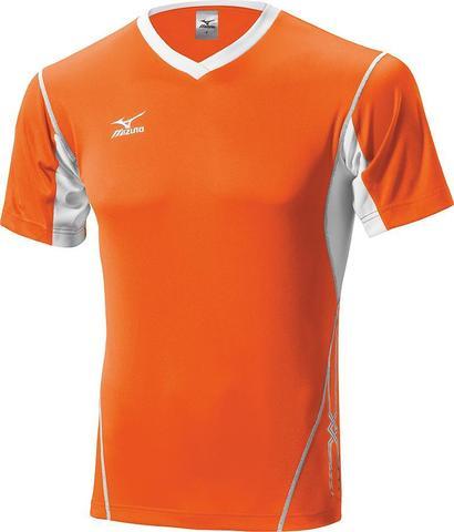 Футболка волейбольная Mizuno Premium Top Tall мужская orange