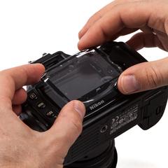 Защитное стекло JYC для Nikon D7000