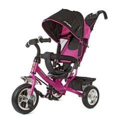 Велосипед Moby Kids Comfort розовый 635198