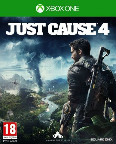 Microsoft Xbox One Just Cause 4 (русская версия)