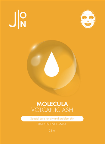 J:ON Volcanic Daily Mask Sheet