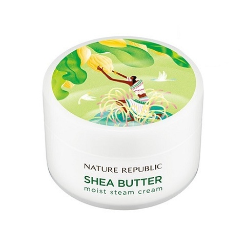 Крем NATURE REPUBLIC Shea Butter Steam Cream 100ml